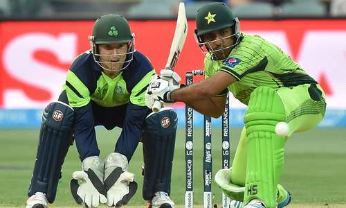 Sarfraz Ahmed scored Pakistan's first World Cup century since 2007